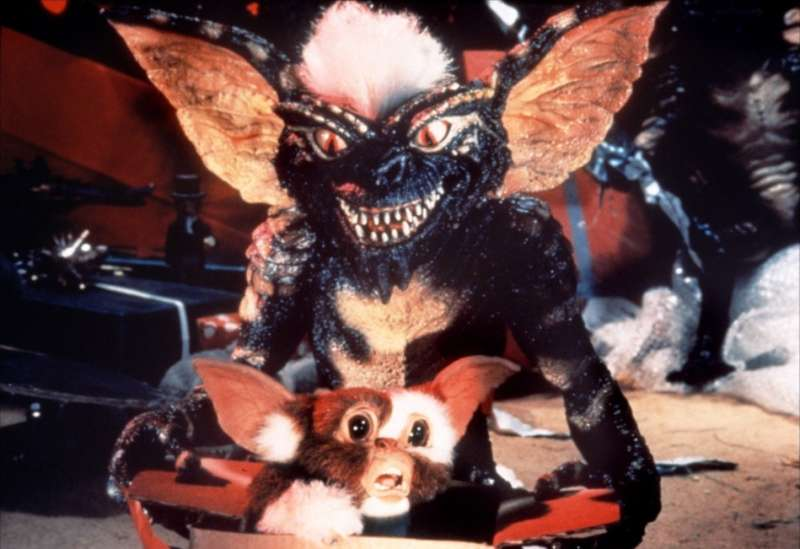 christmas monsters gremlins