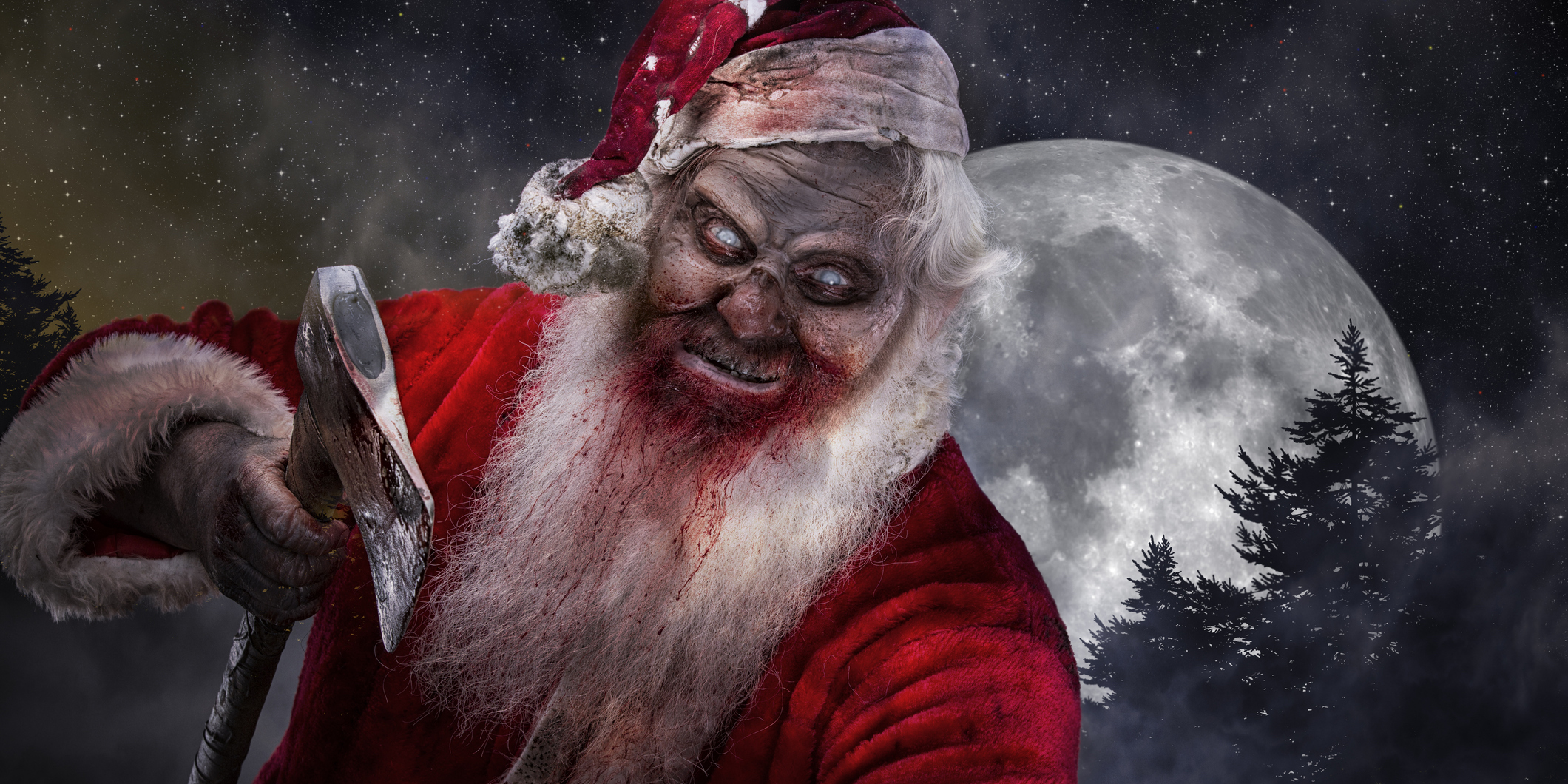 These 20 Terrifying Christmas Monsters Will Haunt Your Holidays