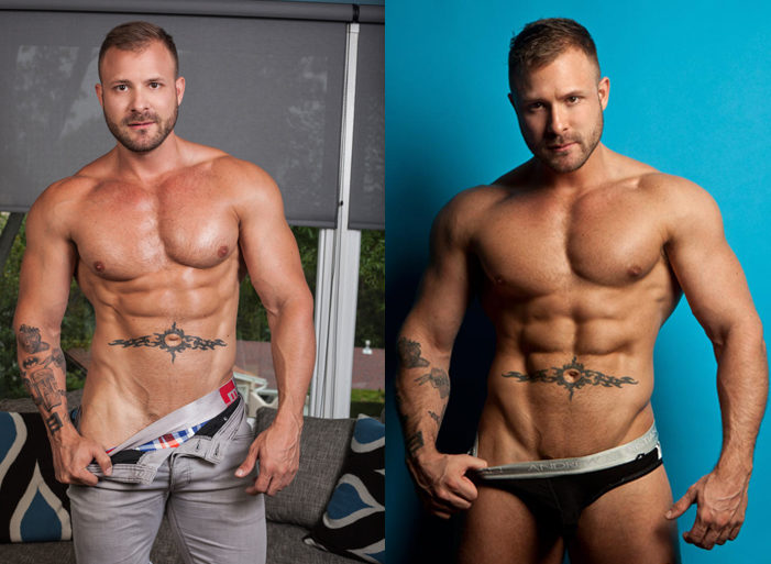 Austin Wolff, gay porn star workout tips 21
