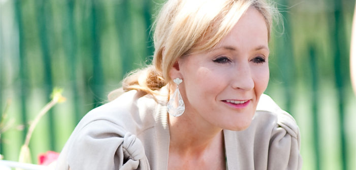 JK Rowling Crushed a Sexless White Nationalist Dork on Twitter
