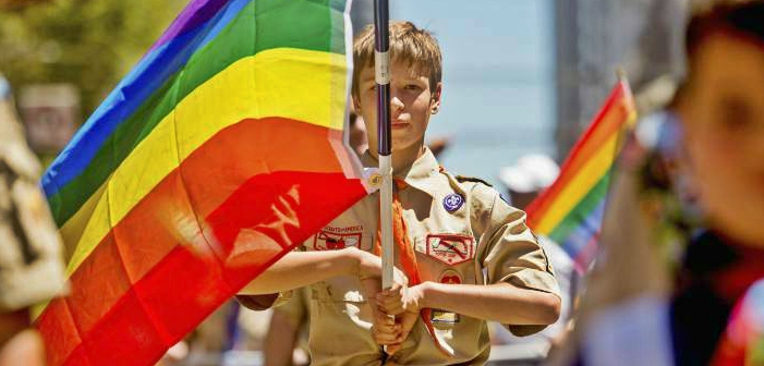 The Boy Scouts of America Will Finally Allow Transgender Boys to Join