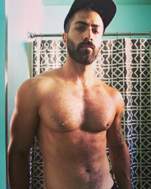 Adam Ramzi, gay porn, gay porn star, exercise, workout tips