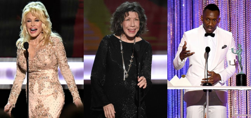 5 Must-See Moments from Last Night's SAG Awards (Video)