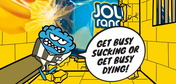 Is Jolly Rancher Using a Prison Rape Joke in Its Ad?