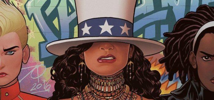 marvel comic books america