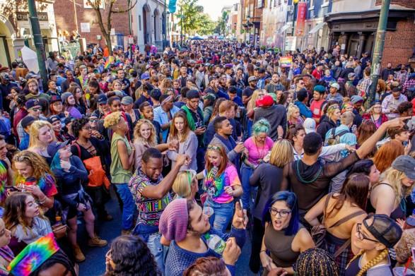 Gay Philadelphia OutFest