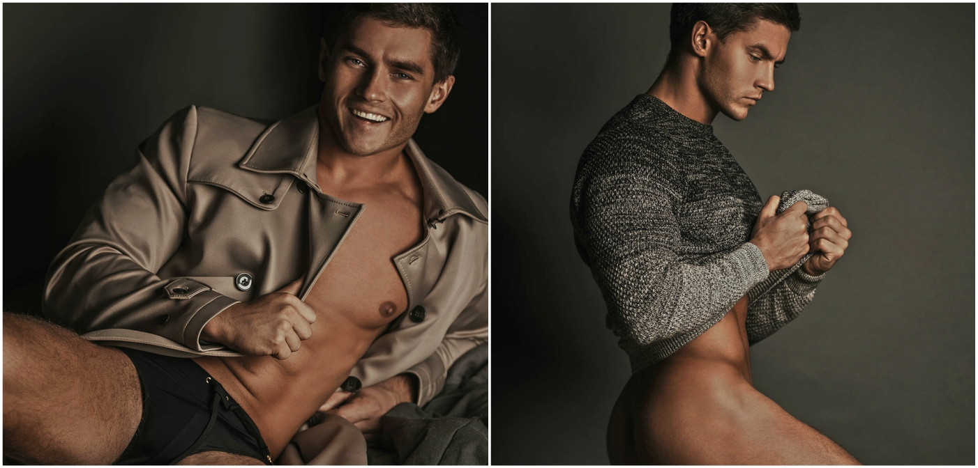 7 Photos Proving Fitness Model Anatoly Goncharov is the Hottest of Them All (NSFW)