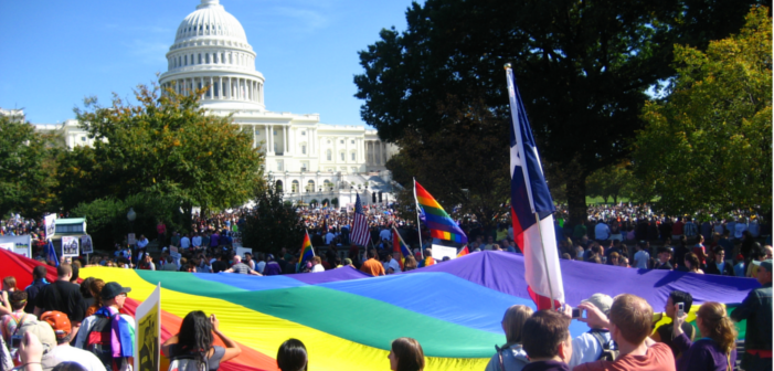LGBTQ Activists Are Planning a National Pride March on Washington