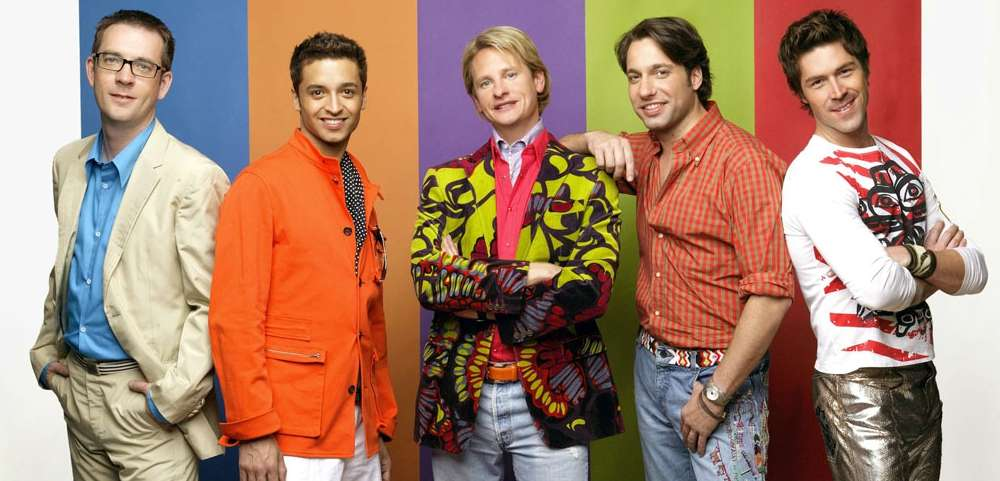 Netflix is Bringing 'Queer Eye for the Straight Guy' Back, and We're Gagging