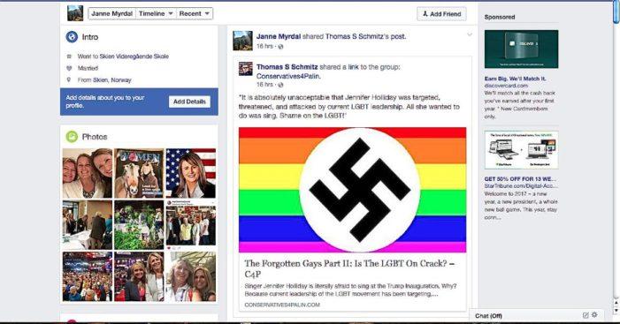 gay nazi flag