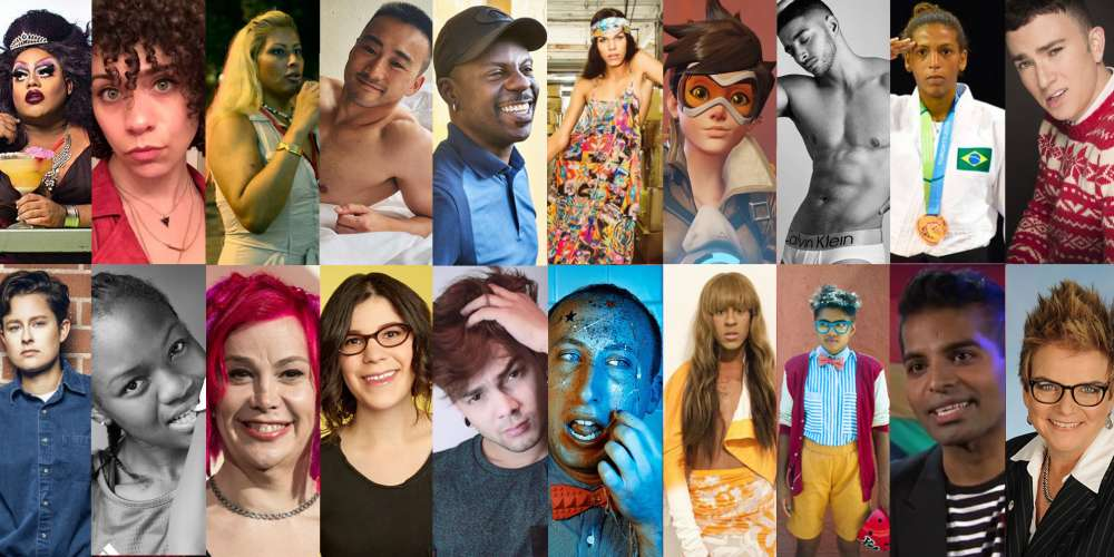 100 Intriguing LGBTs to Look Out for in 2017