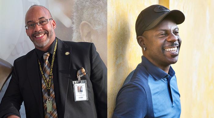 Sheldon Fields & Christopher Hucks Ortiz, 100 LGBTs