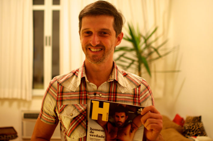 Andre Fischer, 100 LGBTs