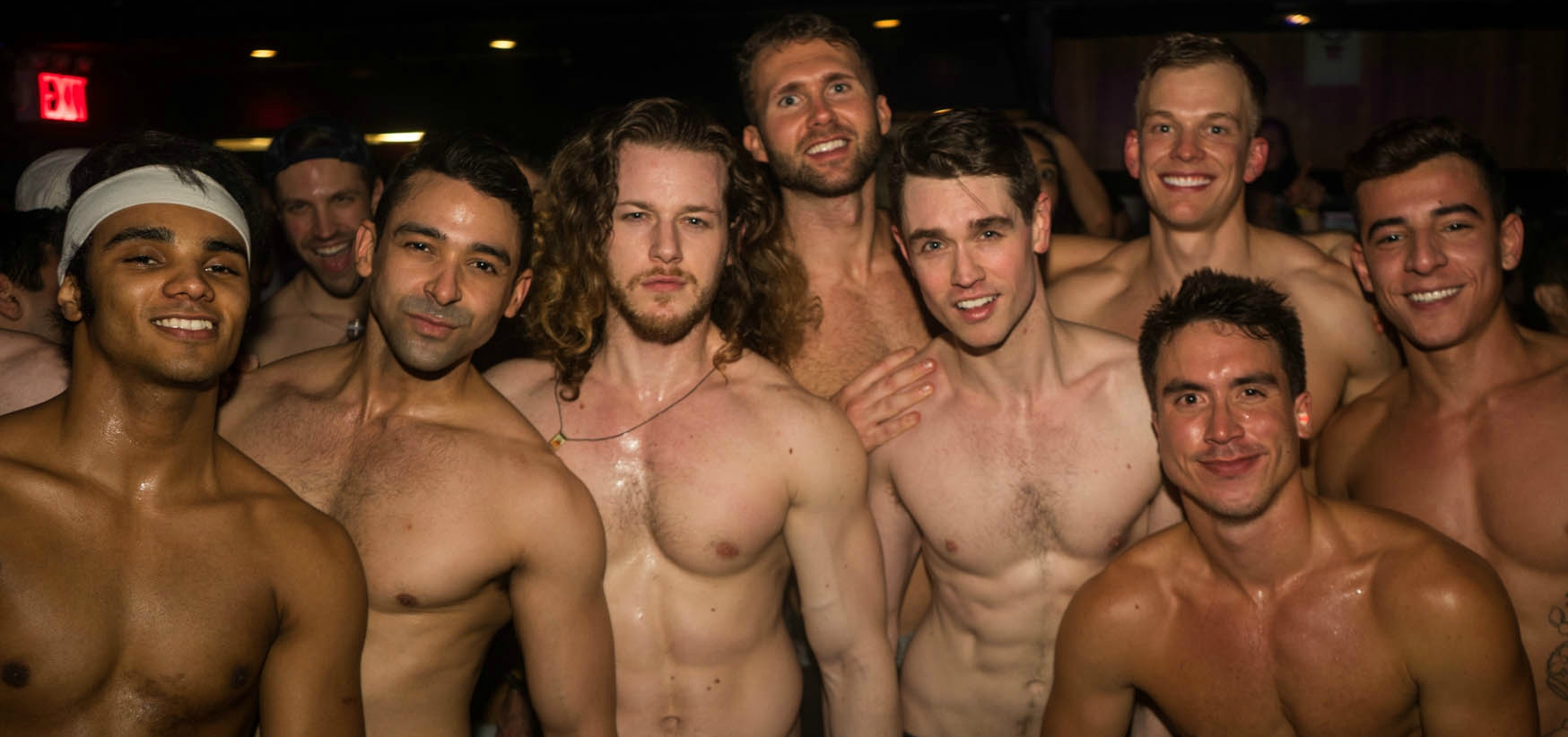 16 Sexy Shots from New York's Matinee La Leche Party
