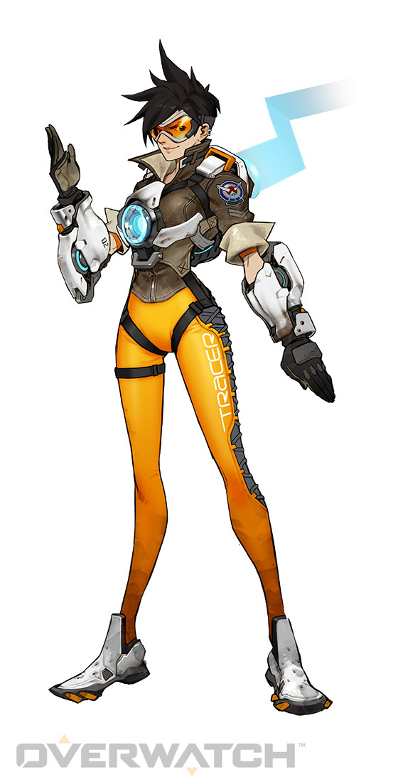 tracer, overwatch, lgbt to watch out for