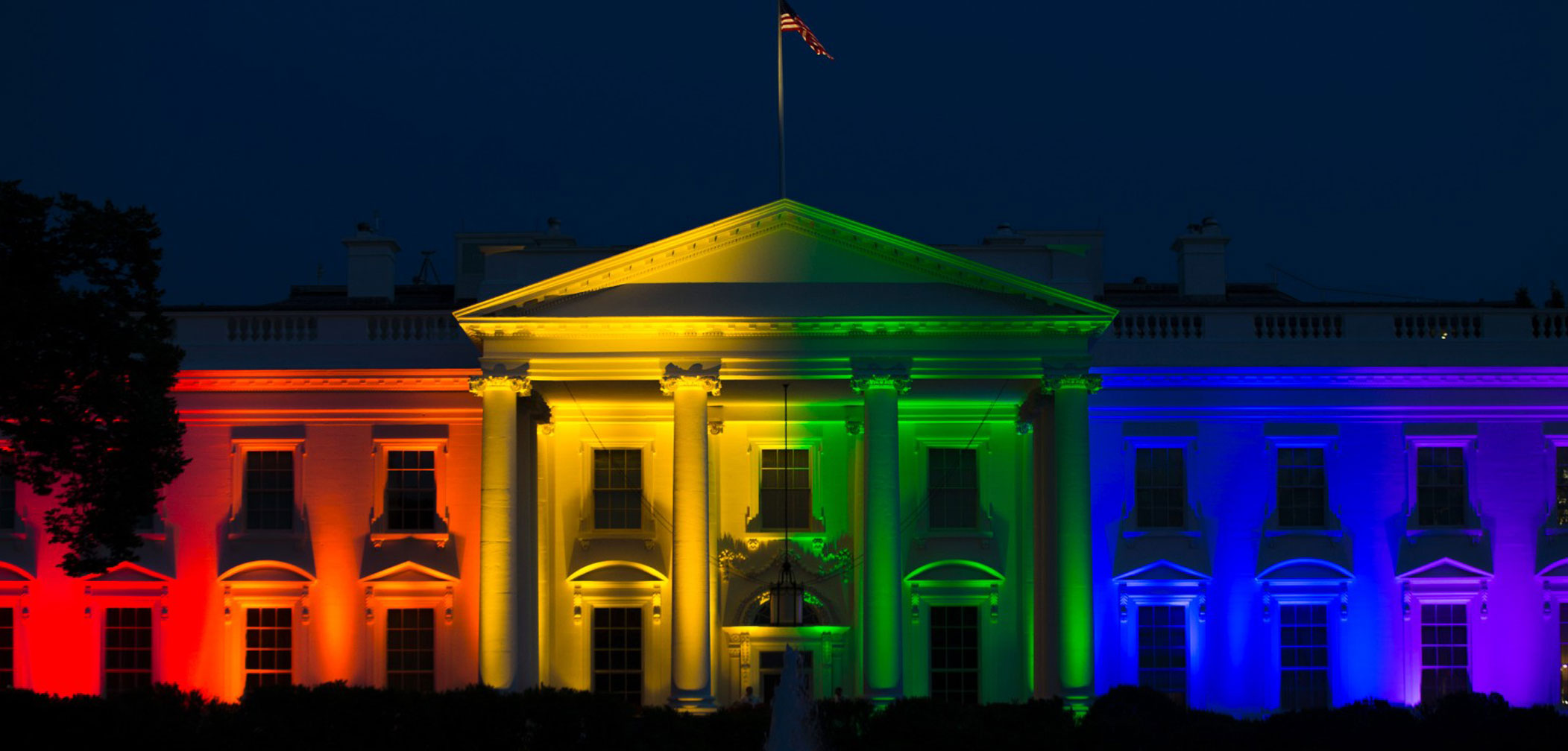 rainbow, white house, lgbt page removed from White House website