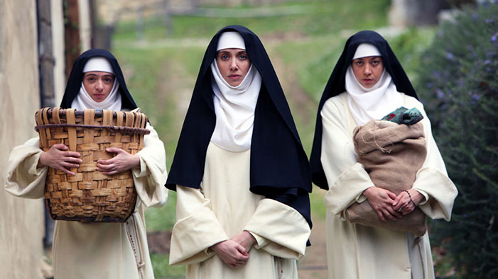The Little Hours, LGBT films at Sundance 2017, LGBT, film, movies, cinema, Sundance, queer