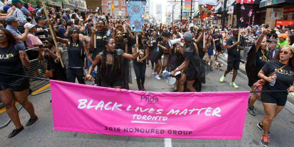 Toronto Pride Bans Police Groups from Future Events