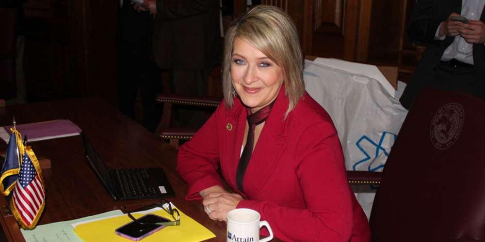 Wow. Indiana Republican Actually Blocks Anti-Transgender Bill