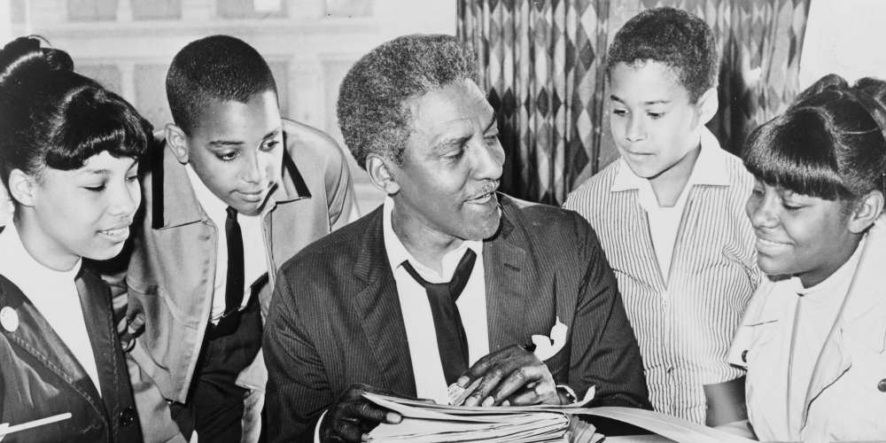 Meet Bayard Rustin, Martin Luther King Jr.'s Openly Gay Right-Hand Man