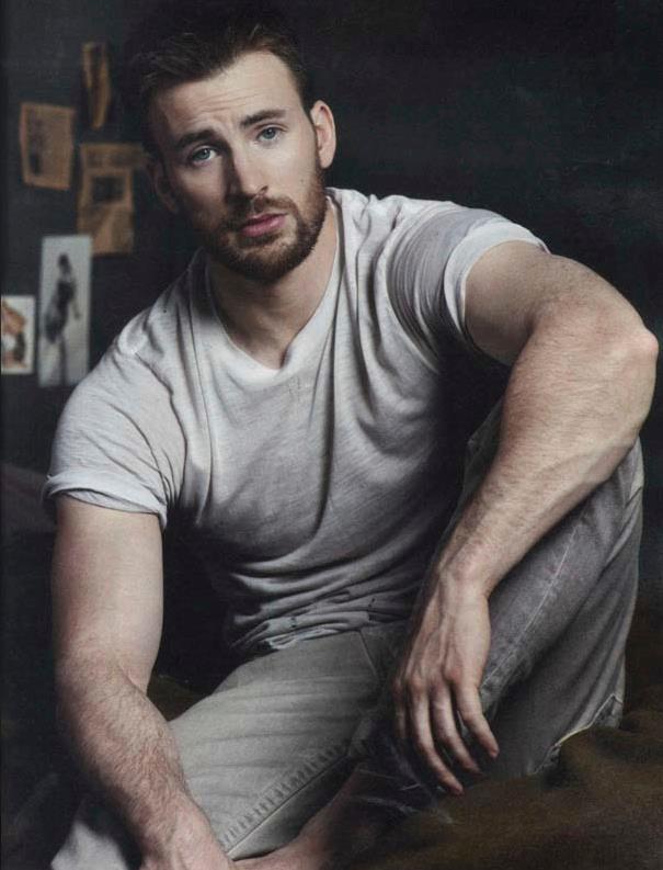 Chris Evans, Captain America, Hot, Celebrity Nudes We Wish Would Leak, Nudes, Celebrity