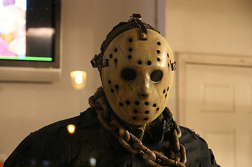 Friday the 13th gay Jason Voorhees