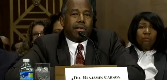 ben carson no extra rights for gays