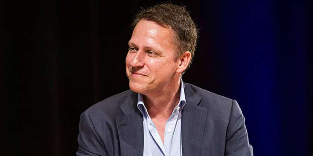 'I Think Trump Is Very Good on Gay Rights' and 4 Other Crazy Things Peter Thiel Just Said