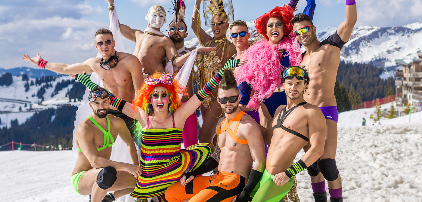 7 Around-the-World Gay Ski Weeks You Don't Wanna Miss