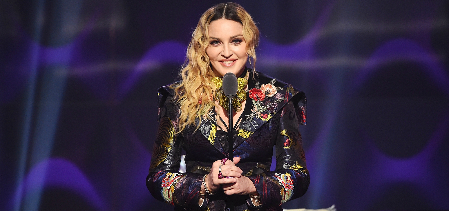 Madonna Opens Up About Her New Gay Film