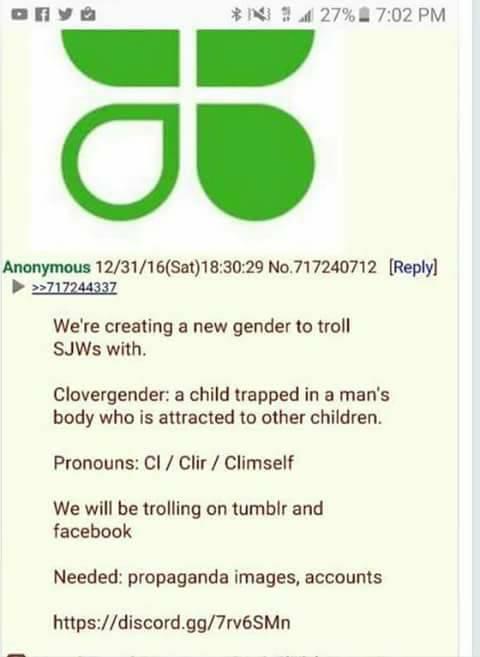 Clovergender