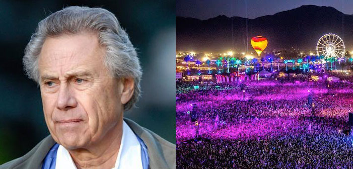 Phil Anschutz, Coachella, music, art, festival, California