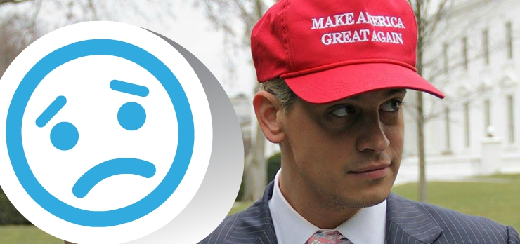 GoFundMe Spreads Hate by Funding College Tour of Neo-Nazi Milo Yiannopoulos