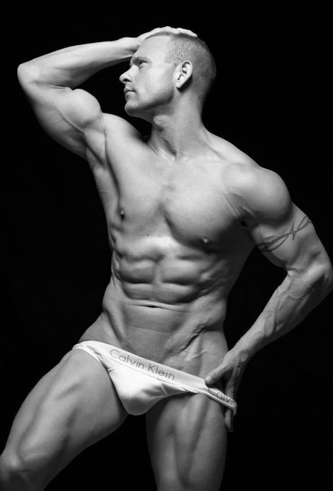 LGBT Trainer Aaron