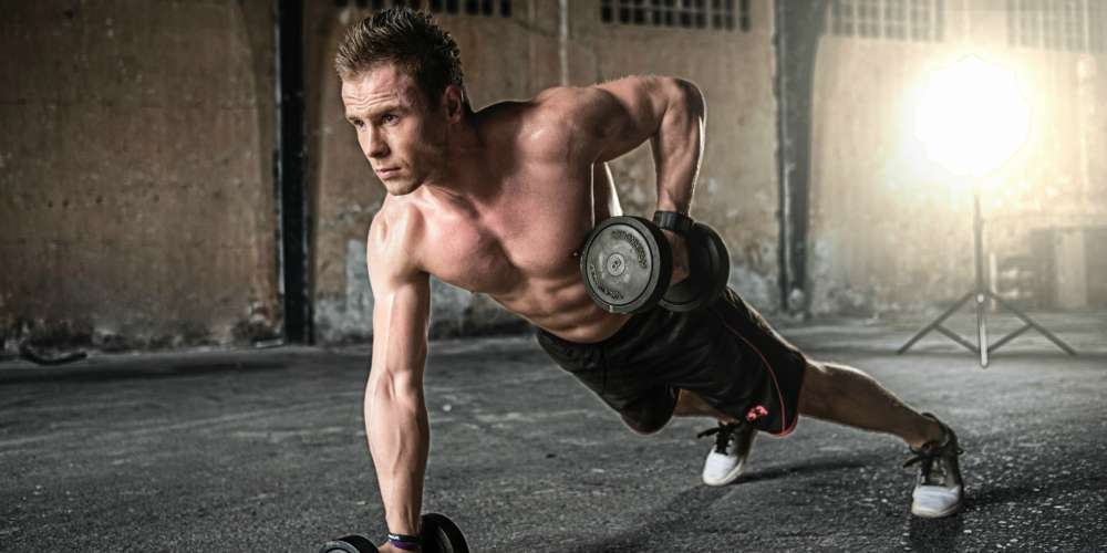 7 Questions with 'The Perfect Rep' Fitness Pro Scott Sensenig