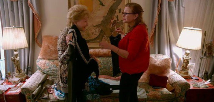 Watch the Emotional Trailer for the Carrie Fisher and Debbie Reynolds HBO Documentary