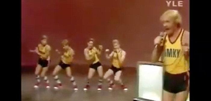 Pépite: ne serait-ce pas la vidéo la plus foldingue de «Y.M.C.A.» des Village People?