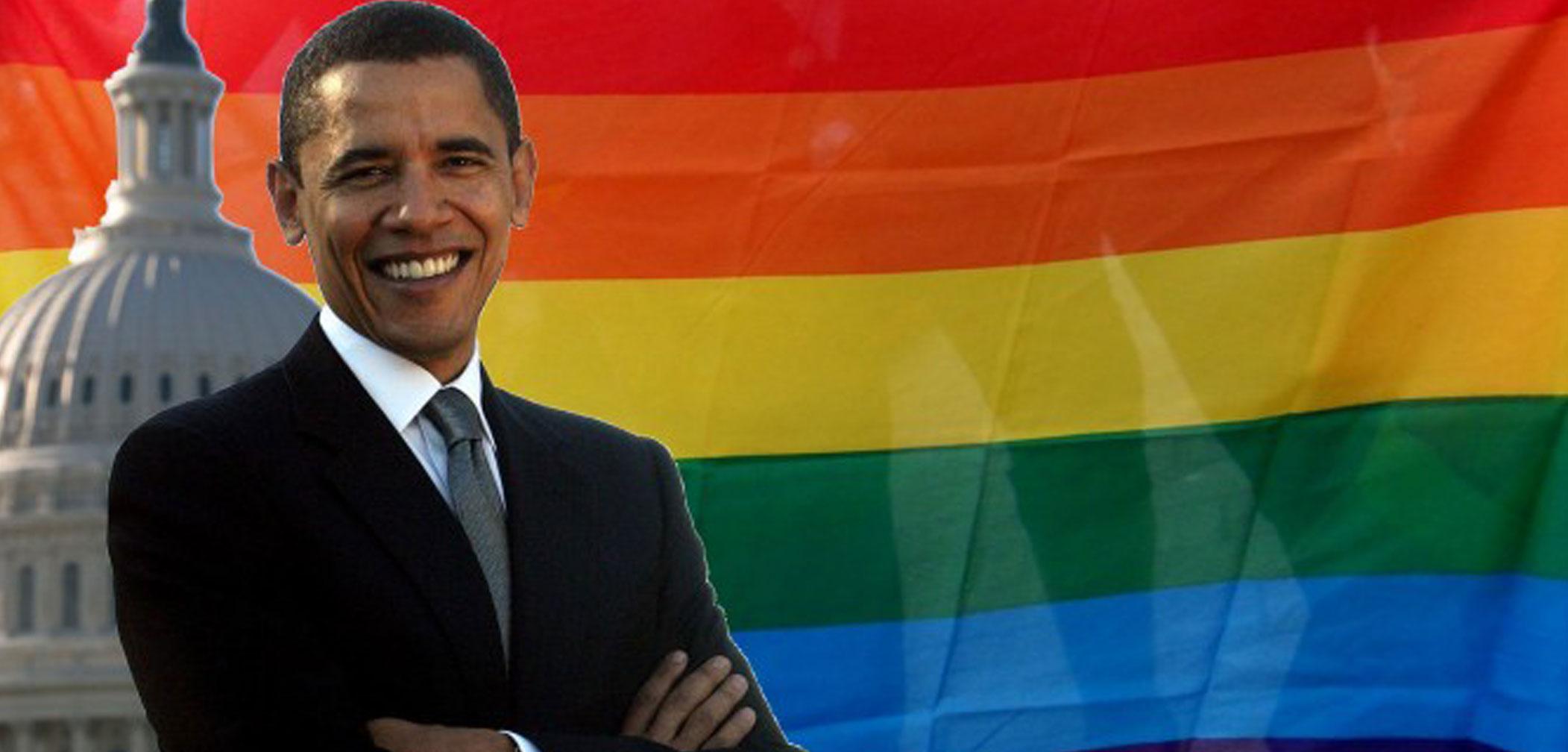 Revivre en trois minutes huit ans de leadership d'Obama sur les questions LGBT