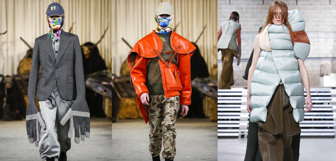 Sept looks extravagants vus à la Paris Fashion Week