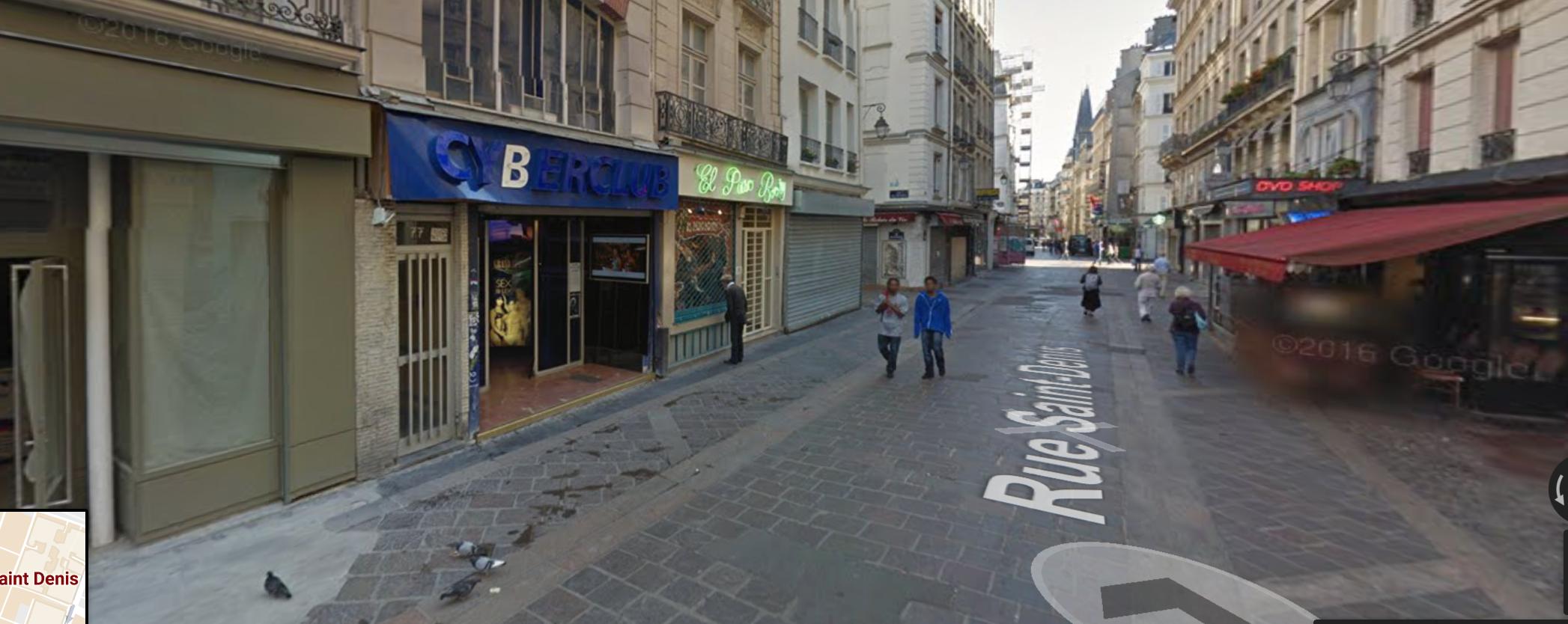 A Paris, la justice ferme un cinéma porno qui abritait des prostitués masculins