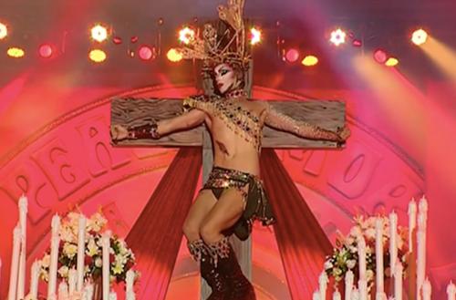 spanish drag queen
