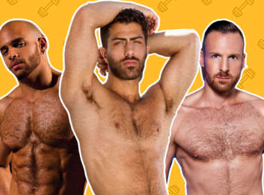 gay porn star workout tips