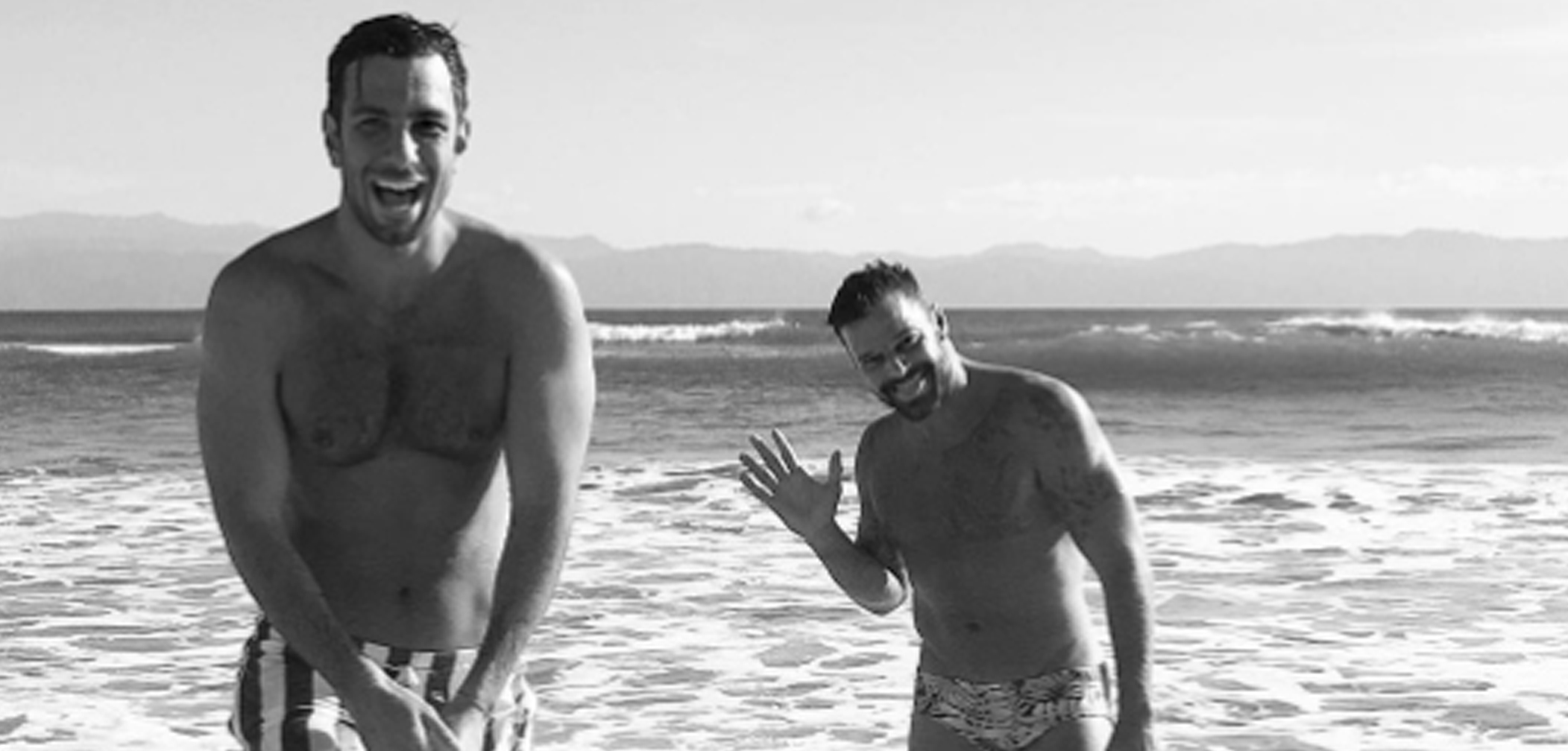 Ricky Martin Met His Fiancé on Instagram, Here Are 10 Pics of His Sexy Ass (Photos)