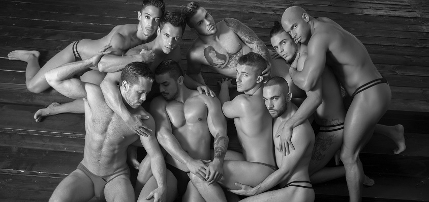 We Love Andrew Christian's Empowering New Photo Book All About Gay Sex (NSFW)