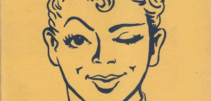 This 1964 Gay Coloring Book Shows Cruising, Crossdressers and a Steam Room Orgy