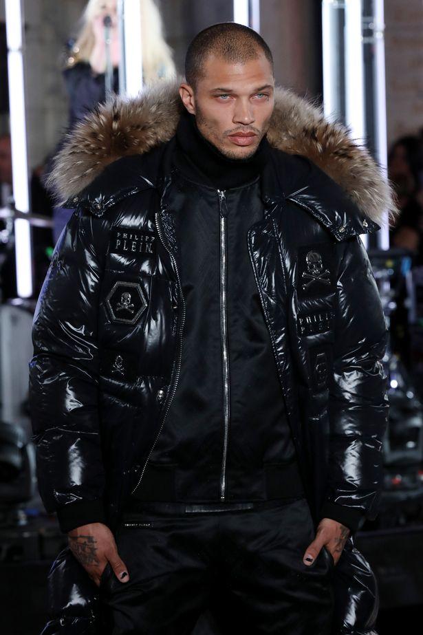 Jeremy Meeks Model