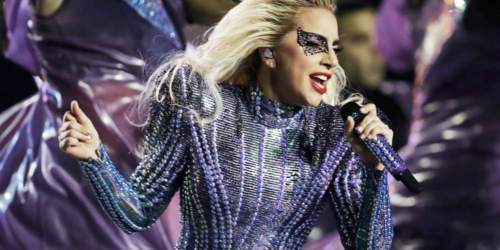 Listen to Lady Gaga's Isolated Mic Feed from Her Superbowl Halftime Show