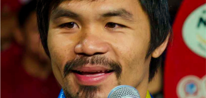 pino Boxer and Senator Manny Pacquiao Opposes LGBTQ Rights and Defends Murderers
