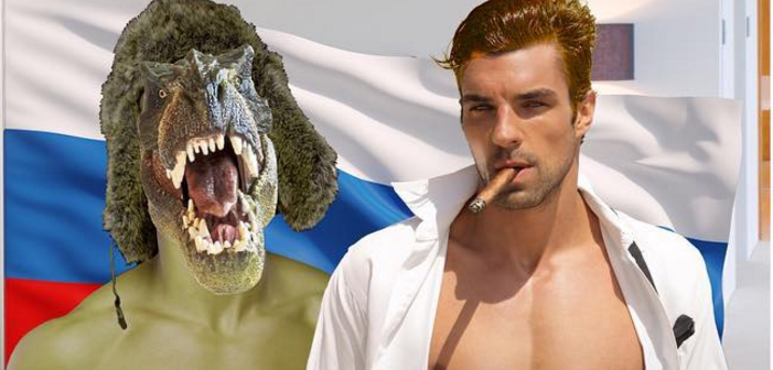 Bizarro Gay Erotica Author Chuck Tingle Will Appear on TV This Week