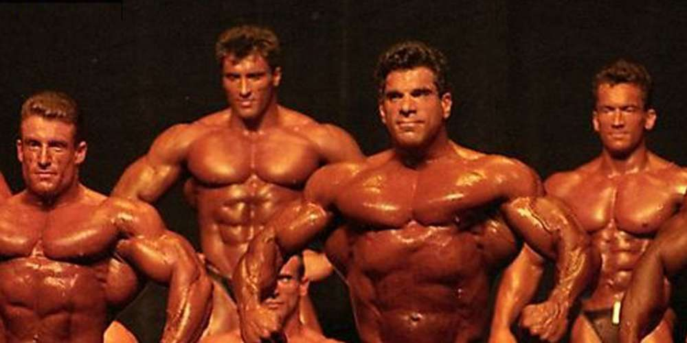 There Are Rumors of a Naked, Pro-Trump Bodybuilder Protest Coming to Washington D.C.